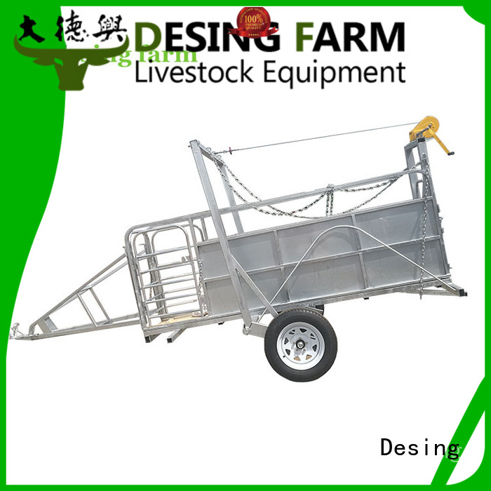 Desing livestock scales factory direct supply favorable price