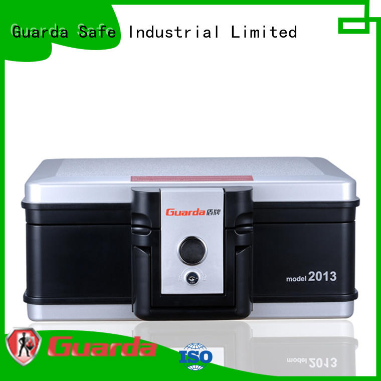 Guarda size fire waterproof safe factory for business