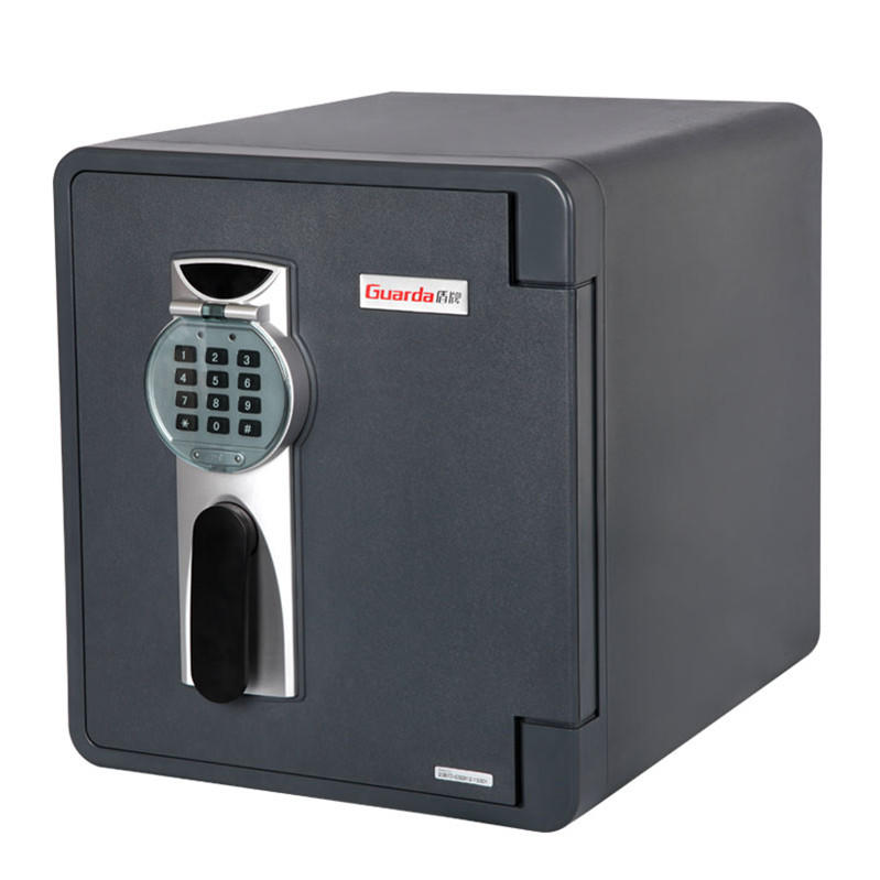 Professional Fire & water resistant design safety cabinet,Fixed dial combinataion to unlock,61cm height