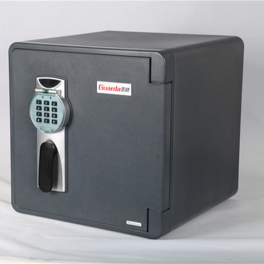 Top quality strong fire resistant safety box digital family safe box,2087DC