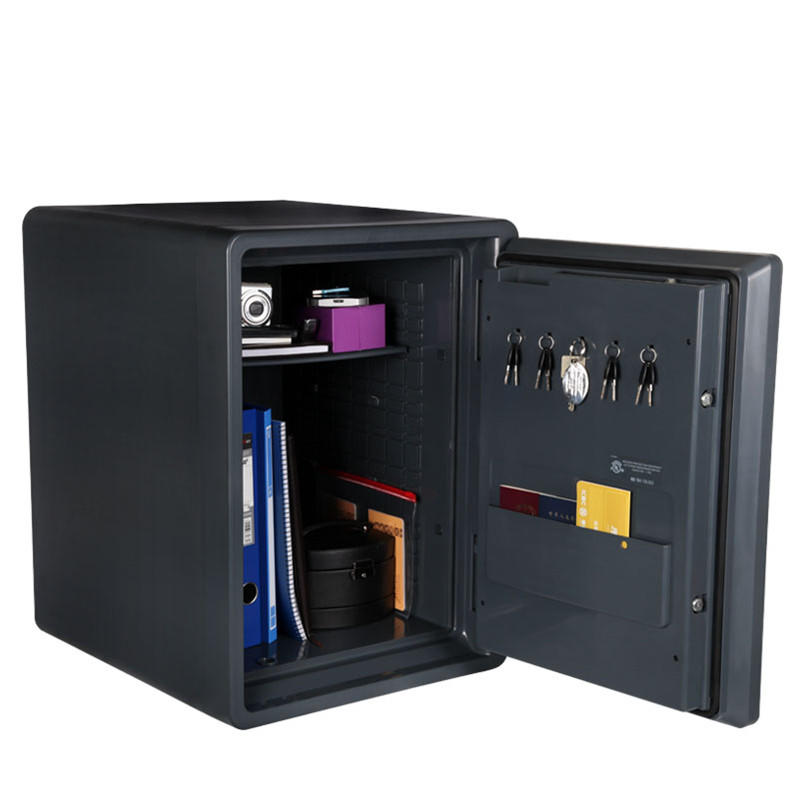 House 1 hour Fireproof heavy duty gun safe box,water resistant safe box(2096DC) 61cm height