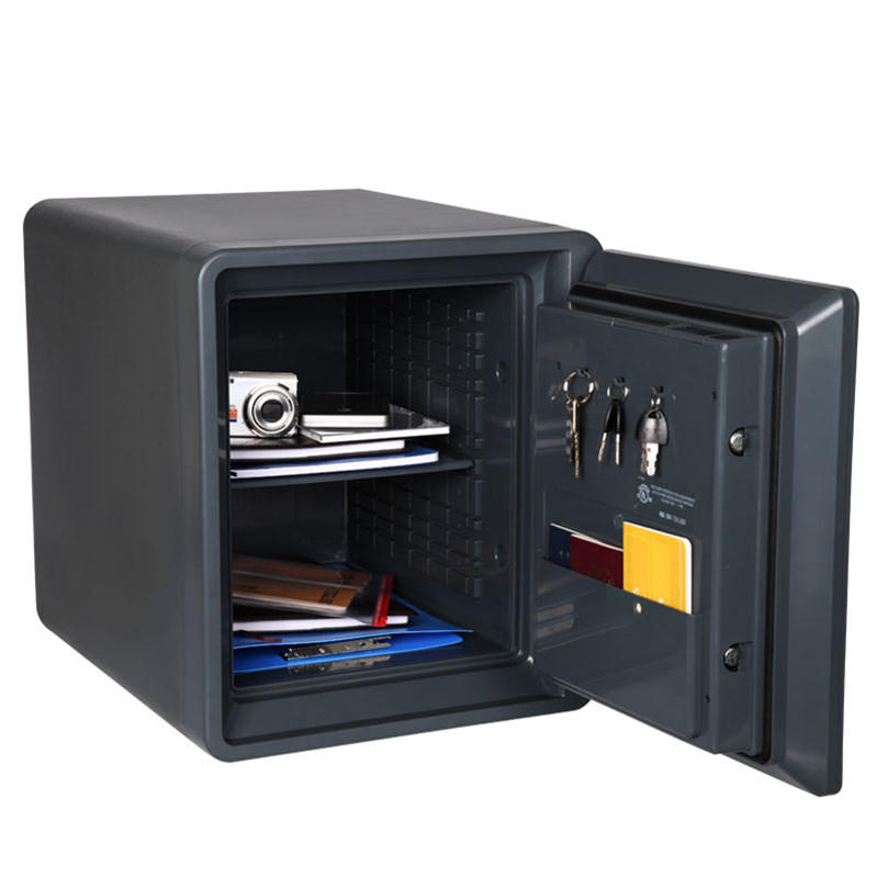 Manufacturer Supply office Furniture Safety Box with fire water protection,biological fingerprint to unlock 2087LBC