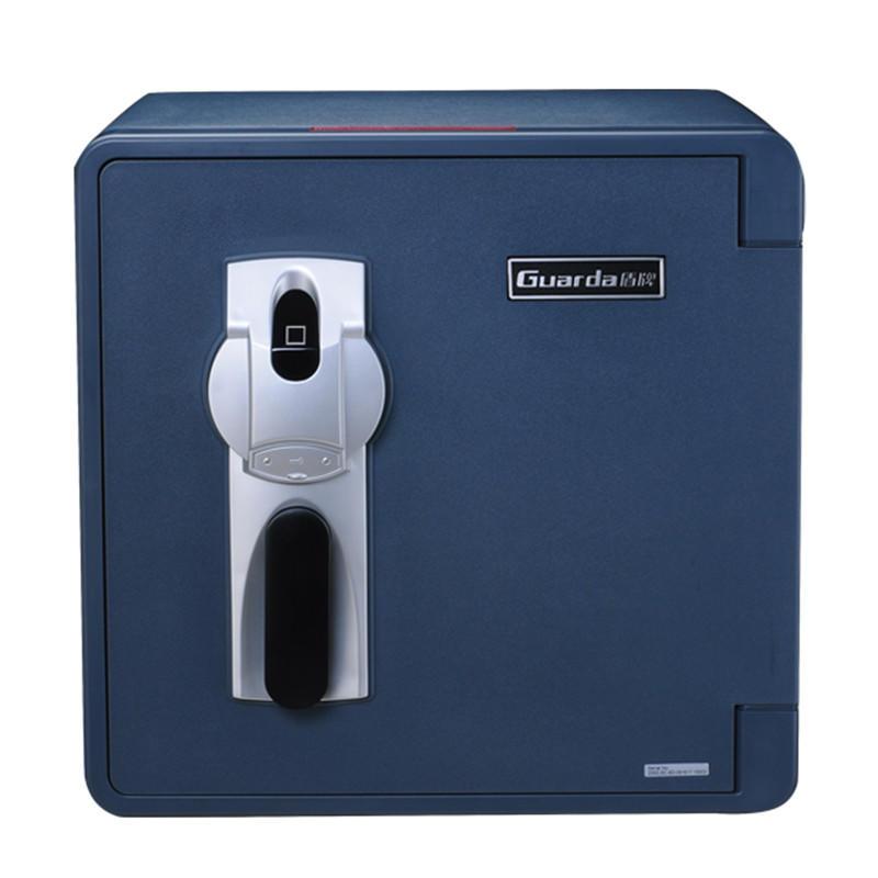 Double keys syterm Fireproof Waterproof A4 documents safe box 2092LBCGuarda safe