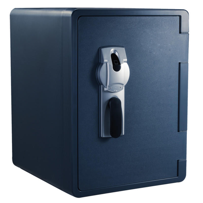 waterproof Safety Fireproof Safe Box with Two adjustable shelf and wheel cart,2096LBC