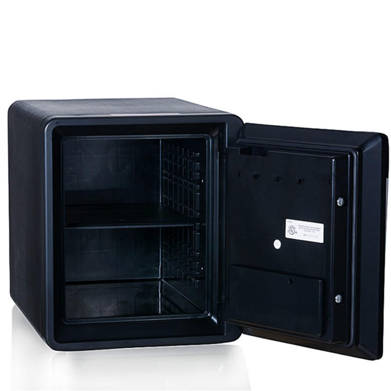 Guarda 2087C black fire and waterproof safe,document fire safe with SGS/UL ceetify