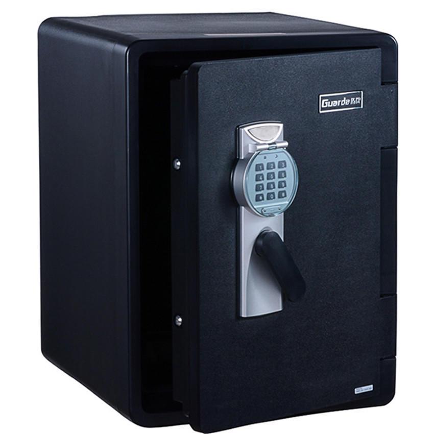 Guarda 2096DC amazon hot sale 60 mins fireproof wall safe waterproof safe box