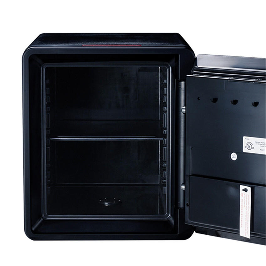 Guarda 2087LBC ISO:9001/UL Fire resistant money safe boxWater Resistant Storage safe