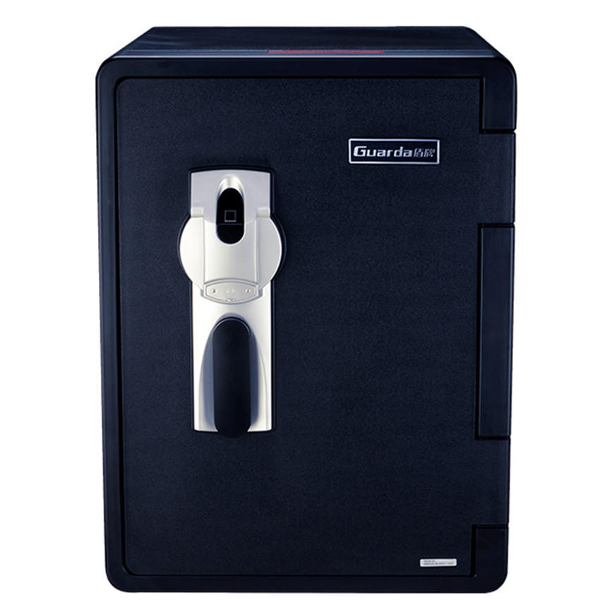 Guarda 2096LBC-BD lightweight large fireproof document safe with Handprint lock