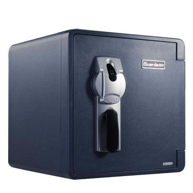Hot sale domestic fireproof /waterproof safe,usedbiological fingerprint to unlock 2092LBC