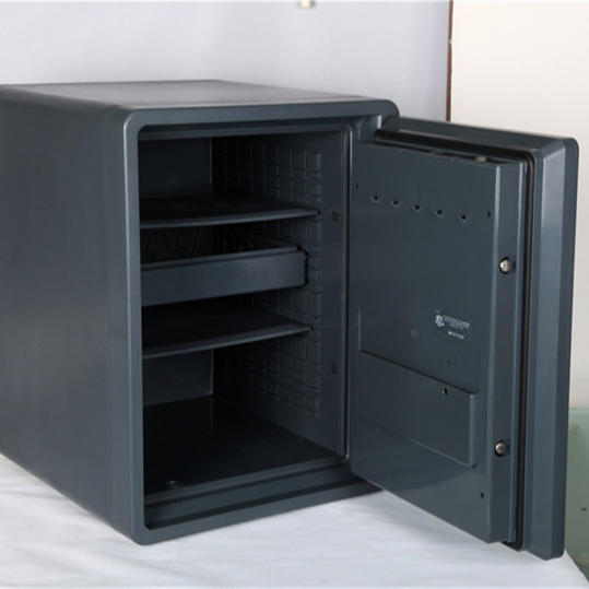 Guarda fire resistant office furniture safe box(2096DC-BD) with 6 solid bolts,First alert safe box