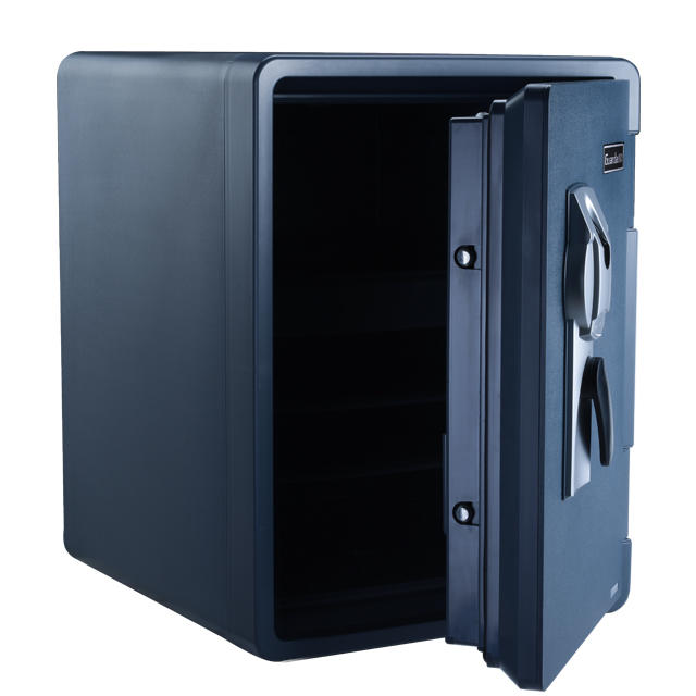 High light plastic shell manufacturing Secure safe fire resistant water resistant safe(2096LBC-BD)