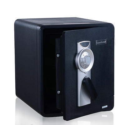 Commercial fire water anti-theft resistant jewelry money safe box(2087C,Black or gray)
