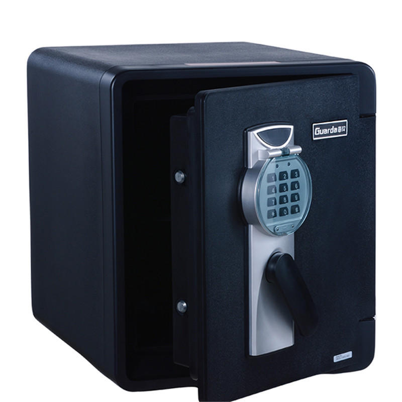 Guarda Trendy Safetydesign strong with electronic lock fire proof water proof safe box (2087DC)