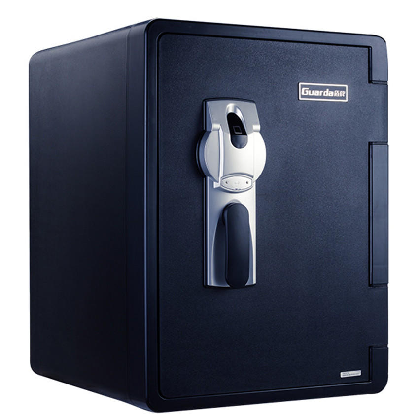 Guarda fireproof safe with UL fire safety standard,2096LBC ,has Convenient and secure fingerprint lock