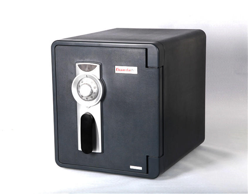 Classical andfashionable design fire resistant safe box with Combination lock 2087C-BD
