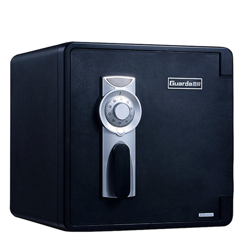 fire resistant and waterproof theftproof home safe with Combination lock,ODM/OEM welcome 2092C-BD