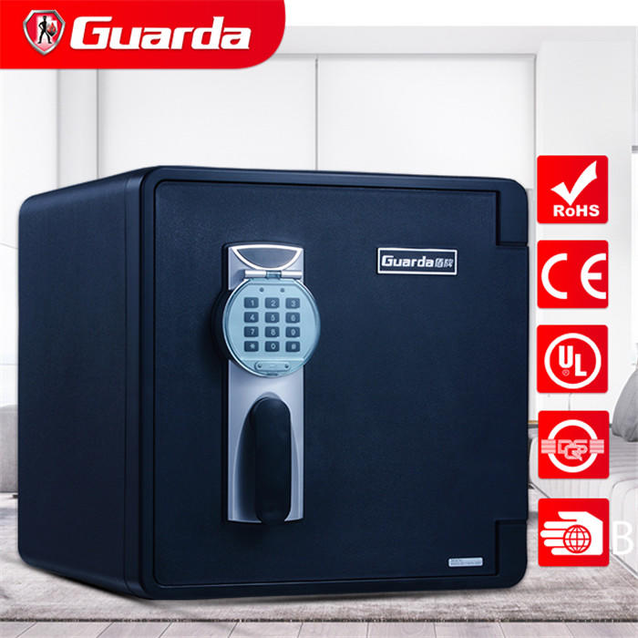 Guarda electronic Fireproof waterproof safes-FIre resistant storage-Fire safe -pratistical documents safety cabinet 2092DC-BD)