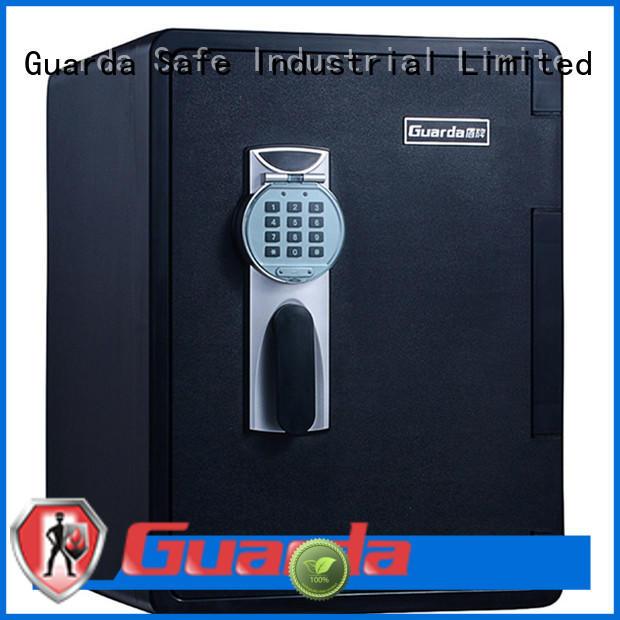 Guarda gun 1 hour fireproof safe factory for file
