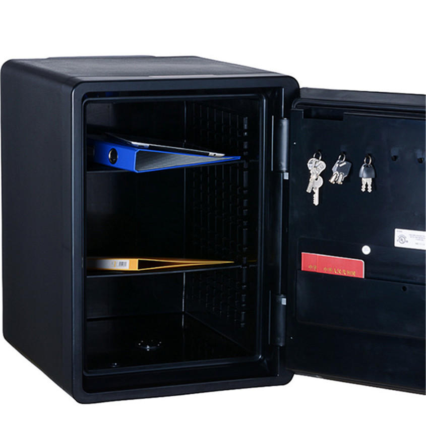 45.02*59.1*61cm Fire proof big home safety deposit box,water proof digital safe(2096DC-BD)
