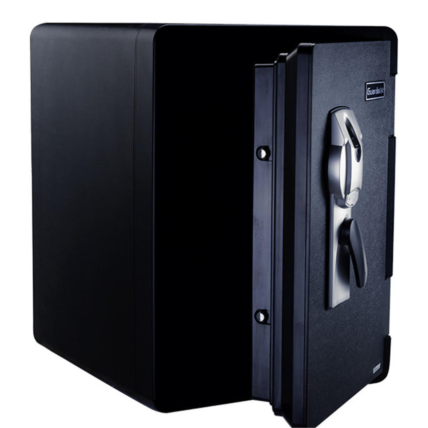 61cm height Fireproof safe money valuable Document cabinet Fire water Resistant technology 2096LBC-BD