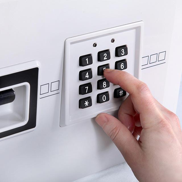 Home intelligent stash Fire resistant safe