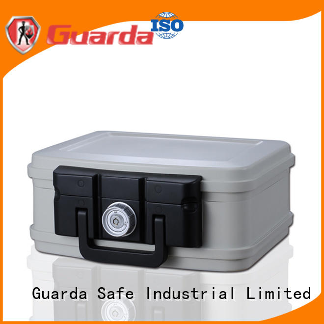 Guarda coded fireproof waterproof safe for sale for business