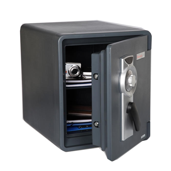 New material Fire resistant Safe Box for business used