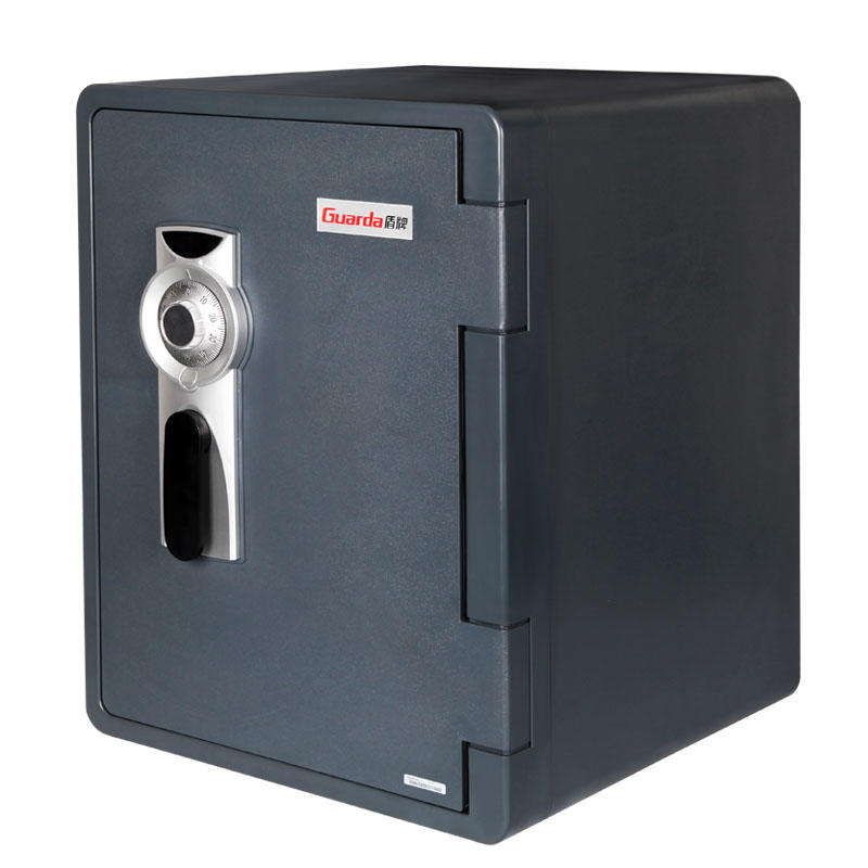 Office Safe for Fire Protection with dial lock and bolt-down