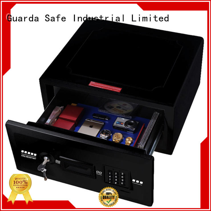 Guarda Wholesale 1 hour fire safe box suppliers for company