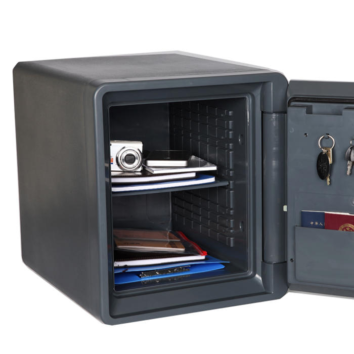 Fire and Burglary resistant Safes with biometric fingerprint lock