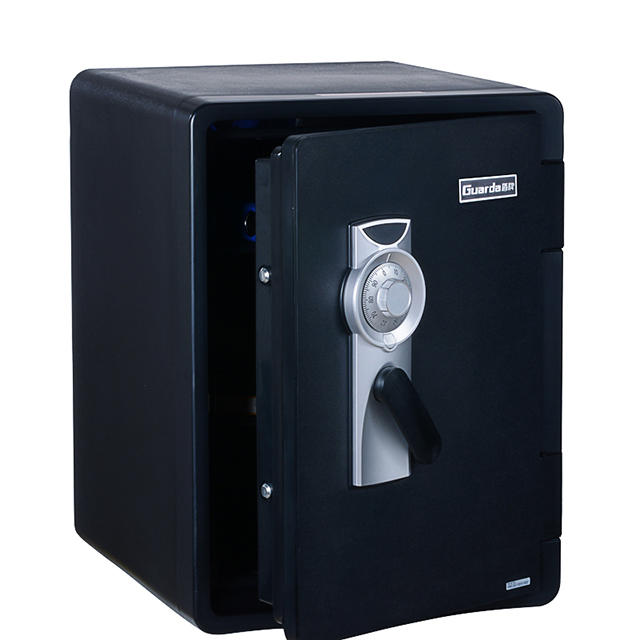 Reliable Fire Security Safe Box with ISO cert