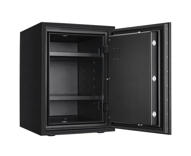 1 hour Fireproof Burglary-proof Intelligent Safe