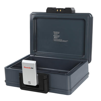 Guarda 30 Mins Fireproof & Waterproof Small Portable Safe Box with Easy Used Electronic Lock pictures & photos