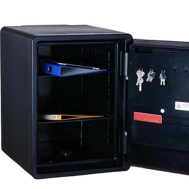 Gun safe cabinet Digital lock with 2 adjustable shelves