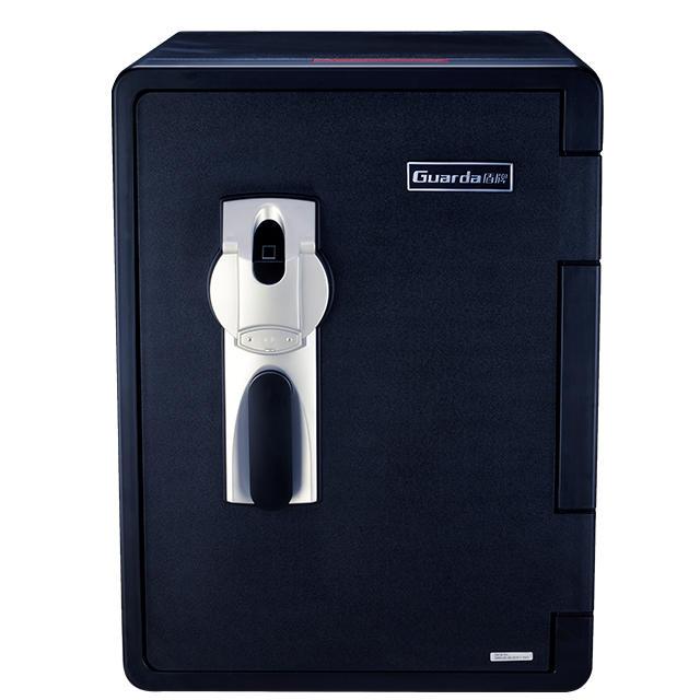Fingerprint cash box with 2 keys and 1 year warranty