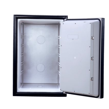 GUARDAUtility design excellent Fire resistant Waterproof file Safe box,Stylish touch screen electronic lock safes