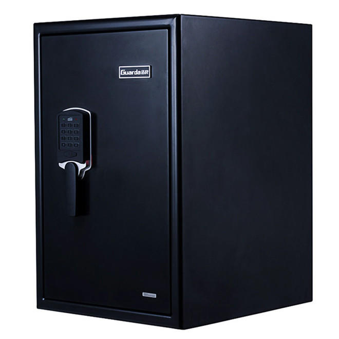 Guarda Wholesale High Quality Water Resistant Fireproof Safes, 3-8 Digit Passcode to Open, A4 Documents Storage Safety (3245SD-B