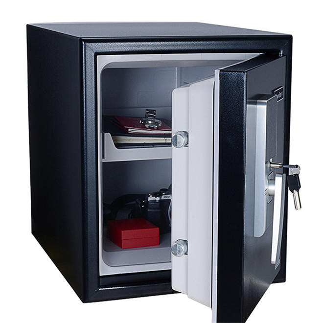 Fire & Burglary & Water Resistant Safe with Strong Steel External and Environmental Resin Internal (3091ST-BD)