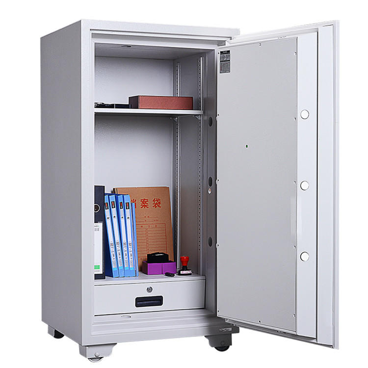 7058D GuardaFireproof one door metal file cabinet for office area,5.8cu ft