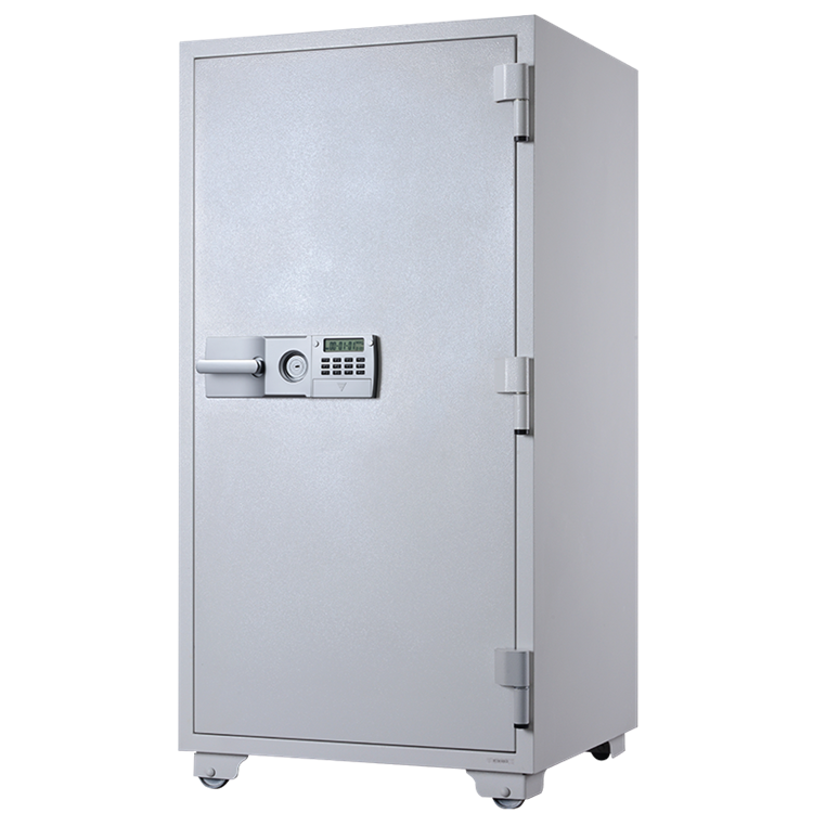 7092D Guarda Fireproof file cabinet 1 security drawer insiide metal cabinet for office,9.2 cu ft