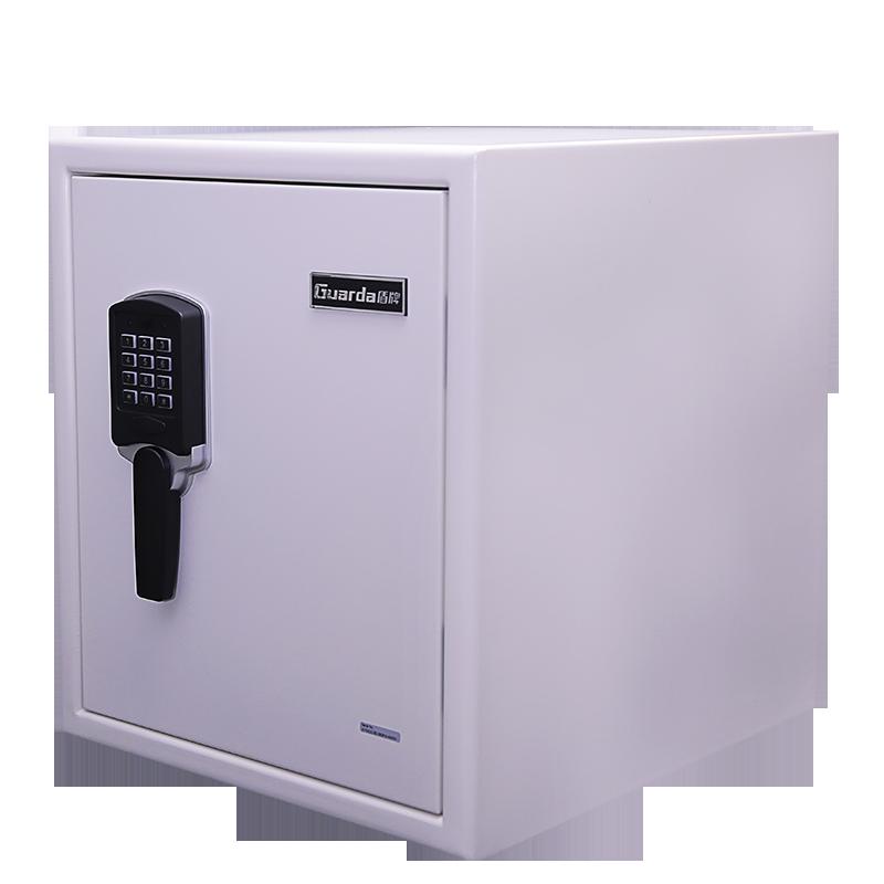Steel External 120 Mins Fire Resistant Safe Box, White Color, Digital Lock, 461*548*528mm, 85.4kg