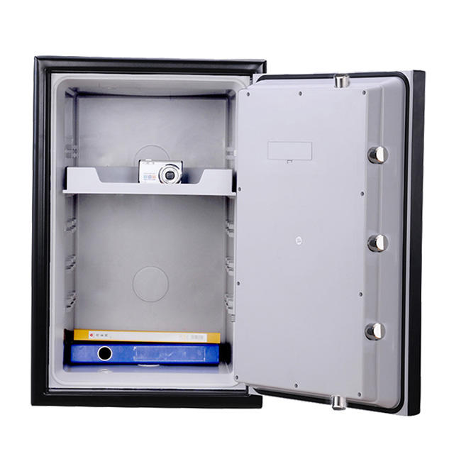 Large 2 Hour Fireproof Waterproof Safe 461*558*693mm Used Digital Code to Unlock