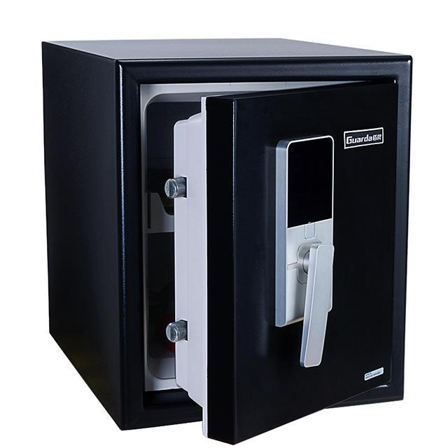Digital 120 Min Fire Resistant Steel Safe Box Waterproof Safe with LED Keypad, Modern Smart Home Safe 370mm*513mm*450mm