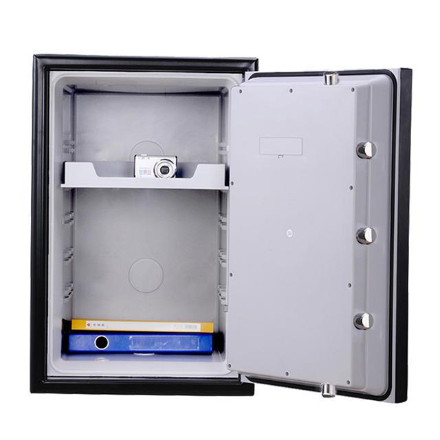 Fireproof electronical Safe Box with Smart LED Keypad Lock, 69.4L
