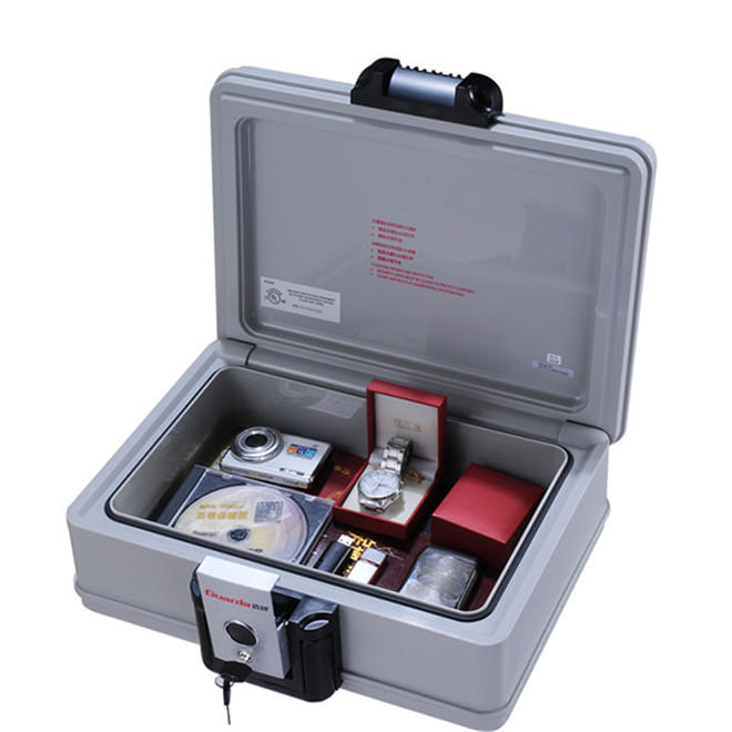 GUARDA Plastic Fireproof safe boxwaterproof safe chest for wholesale