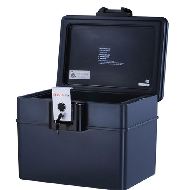 Fire water protection Safe box,ISO:9001:2015,Weight 15.4kg