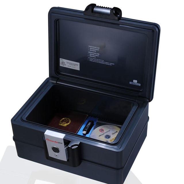 Guarda 30 Mins Fireproof Safe Waterproof storage chest,ODM accept