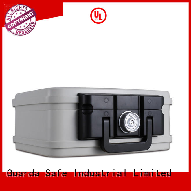 Guarda Best fire and waterproof safe suppliers for bank