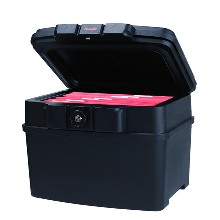 30 Mins Fireproof Waterproof Safe Files Safe Box 440*370*340mm Suits Hanging Floding Files