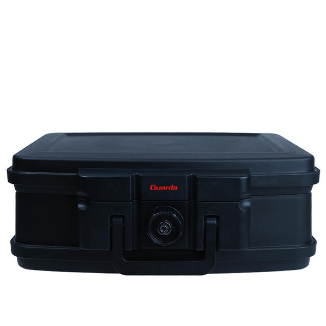 GUARDA Safe Fire resistant safe Completely waterproof safe with Convenient carry handle,(440mm W x 370mm D x 165mm H )